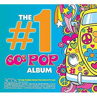 #1 Album: 60s Pop [CD] USA import