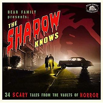 Various Artist - Shadow Knows [CD] USA import