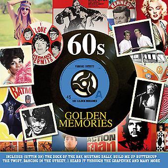 Various Artist - 60s Golden Memories [CD] USA import