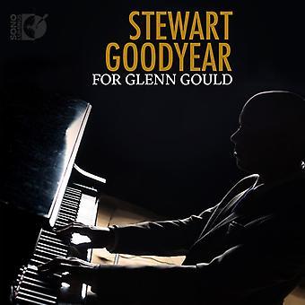 Bach*J.S. / Goodyear - For Glenn Gould [CD] USA import