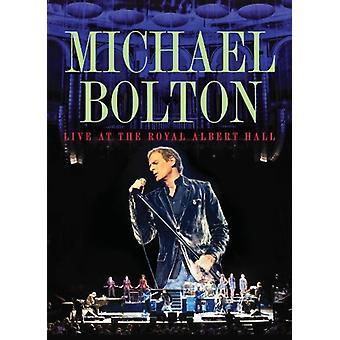 Michael Bolton - Live at the Royal Albert Hall [DVD] USA import