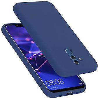 Cadorabo case for Huawei Mate20 Lite case case cover - mobile Phone case - Silicone Case Protective Case Ultra Slim Soft Back Cover Case Bumper