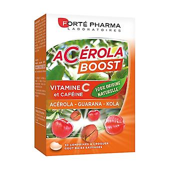 Acerola Boost 30 chewable tablets