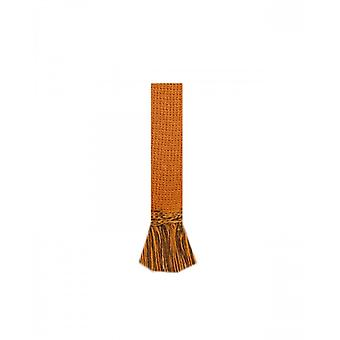 House of Cheviot Garter Ties Garter Ties ~ Ochre & Spruce