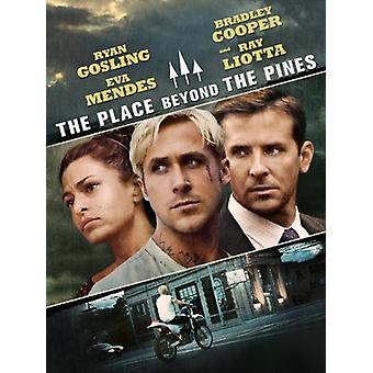 Place Beyond the Pines [DVD] USA import