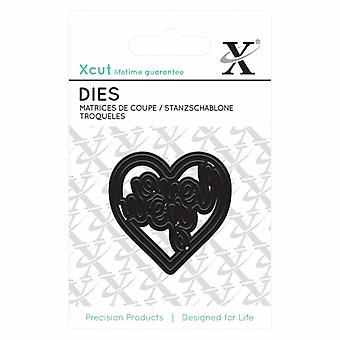 Xcut Mini Die - Love You Heart