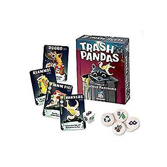 Games - Ceaco Gamewright - Trash Pandas New 252