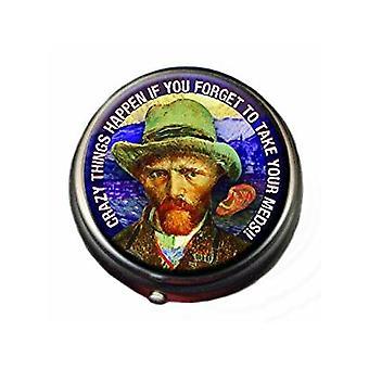 Pillendoos - Van Gogh - Medicijnzaak Nieuw 0171