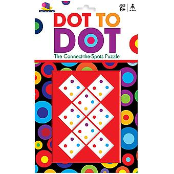 Games Ceaco Brainwright Dot to Dot The Connect-the-Spots Puzzle 8018d