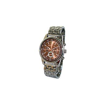 HEINRICHSSOHN Stockholm koperen HS1004C heren horloge chronograaf