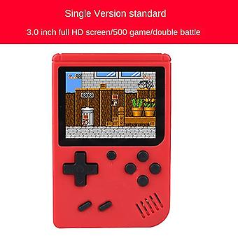 Portable Game Retro Mini Handheld Video Game 8 Bit Games 3.0