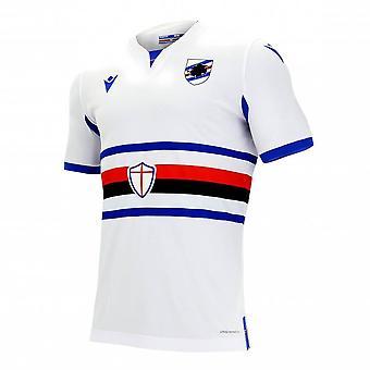 2020-2021 قميص سامبدوريا خارج ملعبه