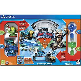 Ps4 Skylanders Trap Team Starter -paketti