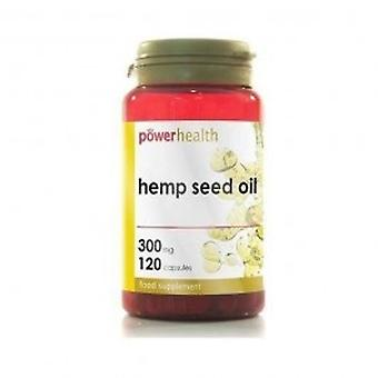 Power Health - Hemp Seed Oil 300mg 120 capsule