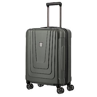 TITAN X-Ray Handbagage Trolley S, 4 wielen, 55 cm, 40,0 L, grijs