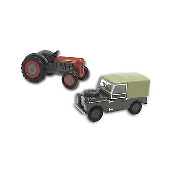 Solmiot Planet 3d Land Rover & Tractor Uutuus kalvosinnapeja