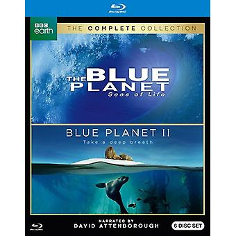 Blue Planet Collection [Blu-ray] USA import