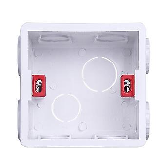 قابل للتعديل الداخلية تركيب مربع / كاسيت لمفتاح الضوء الذكي والمأخذ