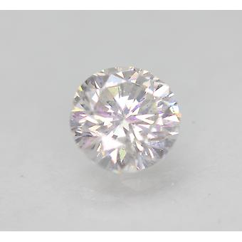 Zertifiziert 0.91 Carat D VS2 Round Brilliant Enhanced Natural Loose Diamond 5.88mm