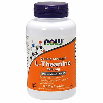 Teraz Foods L-teanina, 120 Vcaps