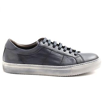 Men's Shoes Jerold Wilton Blue In Soft Leather