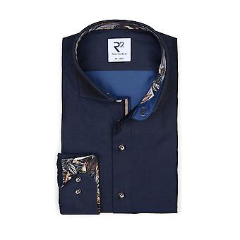 R2 Long Sleeved Shirt Navy