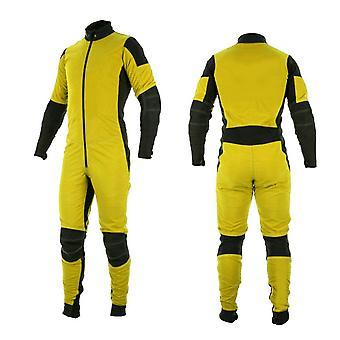 Freefly laskuvarjohyppy puku keltainen se-05