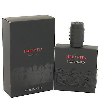 Habanita by Molinard 75ml EDP Spray