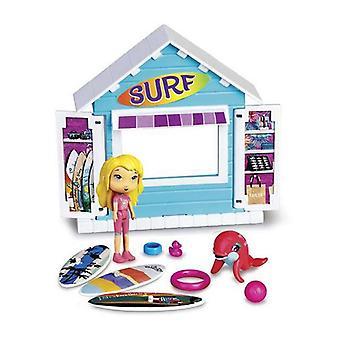 Playset Wave Surf Shop Famosa