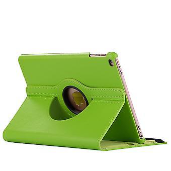 Rotating folio case for Apple iPad Mini 3/Mini 2/Mini 1 green