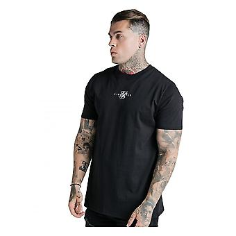 Sik Silk Siksilk Basic Core Tee T-shirt Black