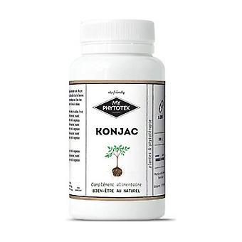 Konjac non organic 200 capsules of 450mg