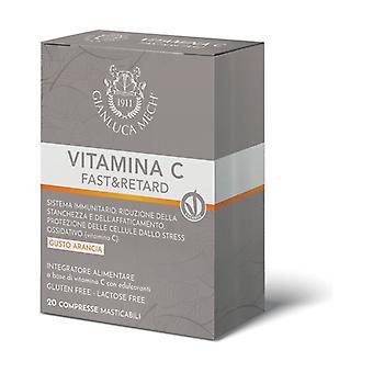 Vitamin C Fast & Retard None