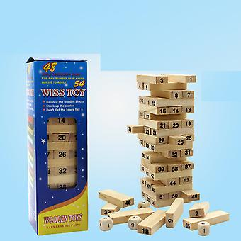 YANGFAN Digital Stacked High Blocks