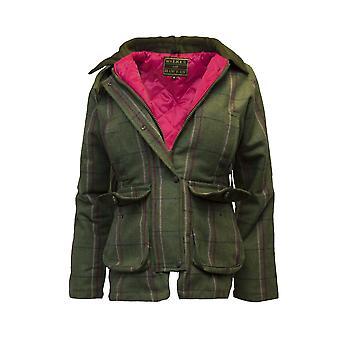 Walker and Hawkes - Ladies Derby Tweed Shooting Country Jacket