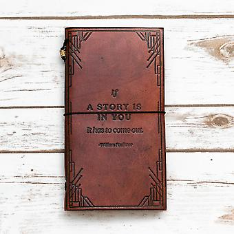 Si un voyageur histoire & s Notebook