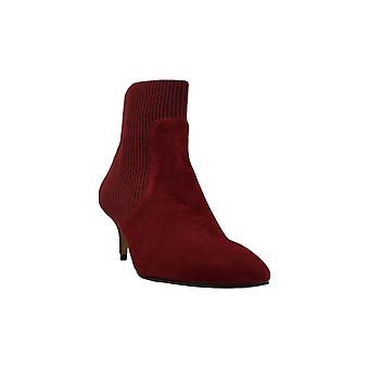 Steven by Steve Madden Womens Kagan Pointed Toe Ankle Fashion Boots