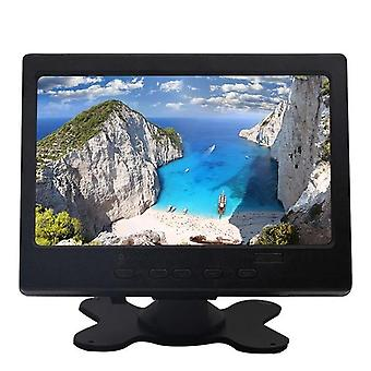 Hdmi Touch Mini Small Lcd/cctv Full Hd Portable Monitor For Car Reverse View