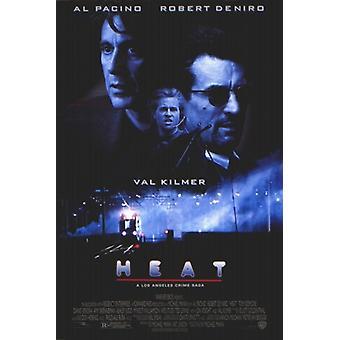 Heat Movie Poster (11 x 17)