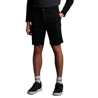לייל & סקוט צ'ינו מכנסיים קצרים SS21 שחור 89