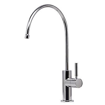 Alfi Brand Ab5008-Pss Solid Polished Stainless Steel Drinking Water Dispenser Faucet