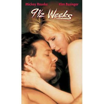 Affiche du film 9 semaines 12 (11 x 17)