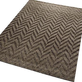 Highway Rugs 2081 780 By Esprit In Chocolate