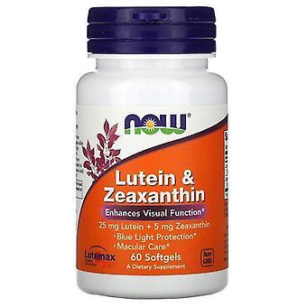 Ora Alimenti, Lutein & zeaxanthin, 60 Softgels
