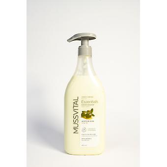 Mussvital Olive Oil Body Lotion 400 ml