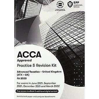 ACCA Advanced Taxation FA2020-kehittäjä: BPP Learning Media