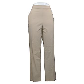 ロゴ バイ ロリ ゴールドスタイン 女性&アポス;s パンツ ベビーブートカット織りベートベージュ A375045
