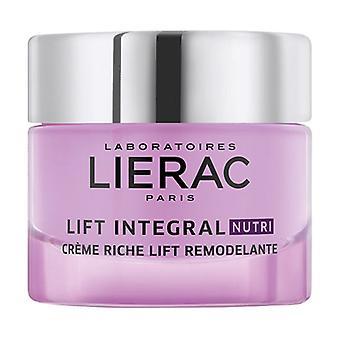 Lift Integral Nutri Rich Lifting Cream 50 ml of cream