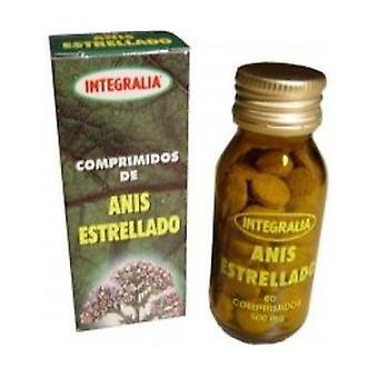 Star Aniseed 60 tablets (500mg)