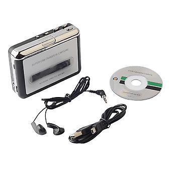 Walkman Kassettenspieler Usb-Kassette zu Mp3 Konverter